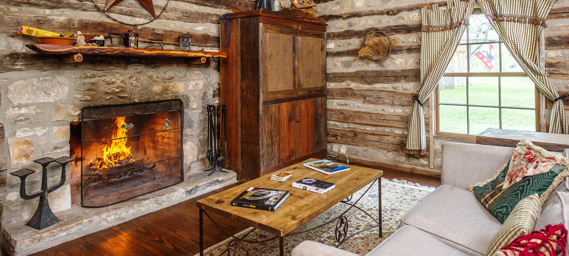 getaways in the romantic hill country of texas